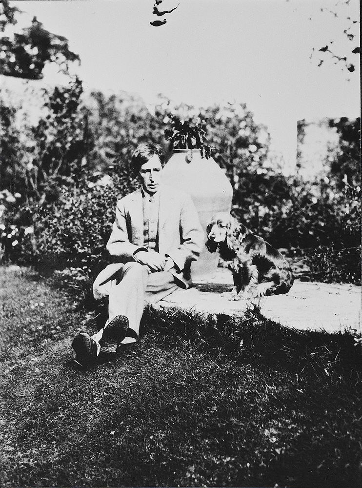Leonard Woolf: Photo by 50 Watts on Flickr http://flic.kr/p/8t2v71